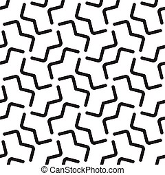 Abstract seamless pattern - Abstract seamless geometric...