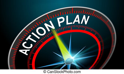 Action plan as business concept