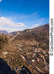 Sarca Valley - Arco di Trento Italy - The Sarca Valley...