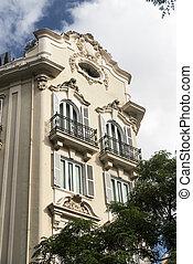 Valencia (Spain), building