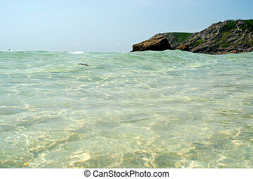 Wave on shallow water