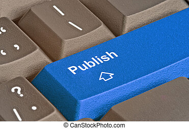 Hot key for publication