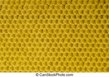 Honey comb gold background texture natural cell 3 - Honey...