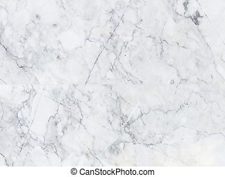 Texture of white marble wall for background. Interior or...