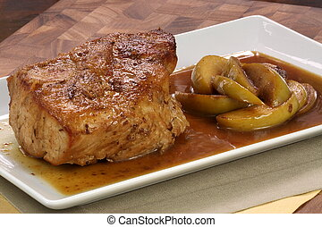 roast pork tenderloin - fine pork tenderloin slow roasted...