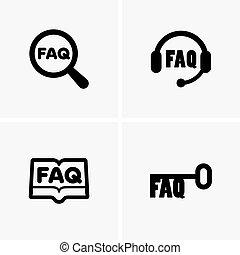 FAQ symbols