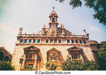 Church of San Juan del Mercado (Real Parroquia de los Santos...