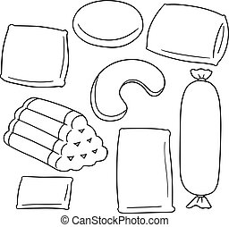 Bolster Clipart Vector and Illustration. 59 Bolster clip ...