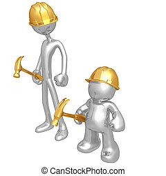 Wannabe Construction Worker - A Concept And Presentation...