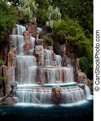 Waterfalls, Las Vegas