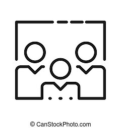 workgroup people vector illustration design