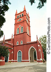 Bangalore church - The St Andrew\'s church in Bangalore,...