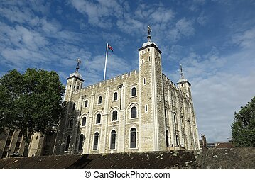 White Tower, Tower of London - The White Tower, Tower of...