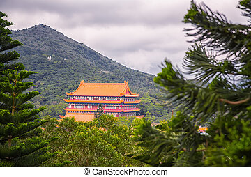 Po Lin Monastery is a Buddhist monastery, in Ngong Ping...