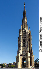 Tower of St Michael in Bordeaux