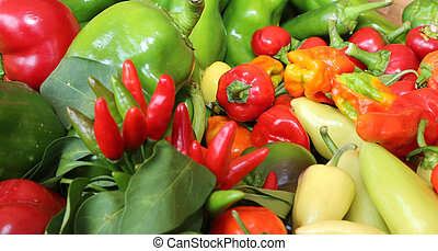 red and green pepper for sale - red and green pepper very...
