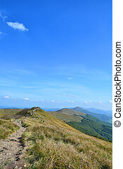 Polonina Welinska, Bieszczady National Park - Mountain...