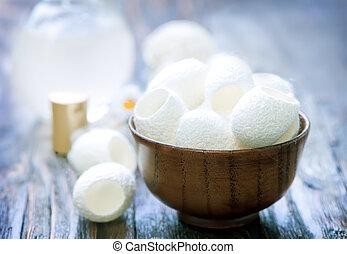 algodão, Cotonetes