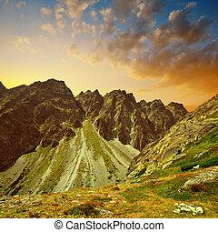 hegy, Sátán, -, Slovakia
