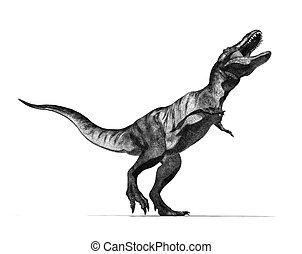 T-Rex Roaring
