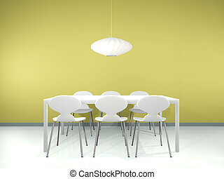 Dinning interior