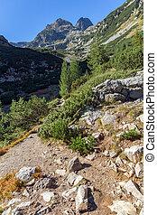 Malyovitsa peak, Rila Mountain - Panorama of Malyovitsa...