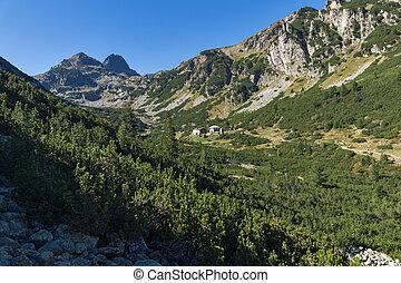 Malyovitsa peak, Rila Mountain - Panorama of Malyovishka...