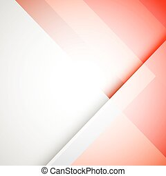 Vector geometric abstract background with triangles and...