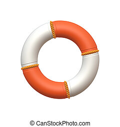life saver - An image of a nice life saver