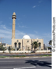 Tel Aviv Hasan-bey Mosque November 2009 - Hasan-bey Mosque...