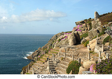 Rockery Gardens - Portocurno Bay