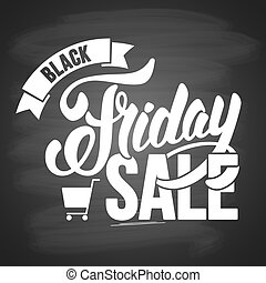 Black friday sale - Black Friday Sale advertising...