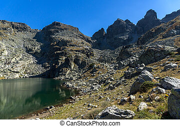 The Scary lake, Rila Mountain - Clean water of The Scary...