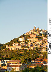 trevi - Trevi is one of the classic hilltowns of Umbria...