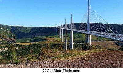 Beautiful Bridge with a Nice Landscape