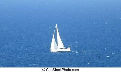 Sailing Boating And Yachting