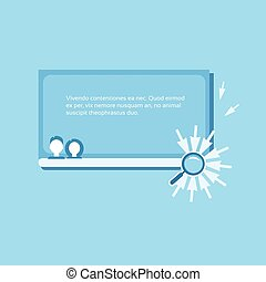 Search Bar Information Online Internet Technology
