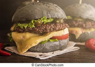 Big Black burger
