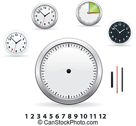 Clocks - Different types of vector clocks