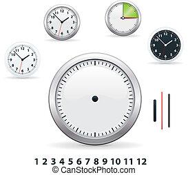 Clocks - Different types of vector clocks