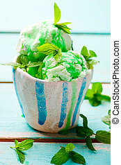 homemade mint ice cream cake - homemade mint ice cream cake....