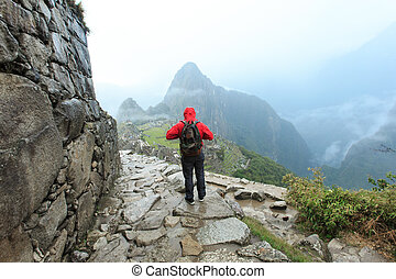 Machu Picchu, a UNESCO World Heritage Site