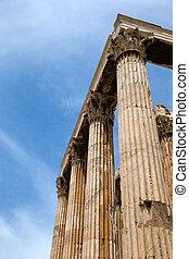 Templo, de, olympian, zeus