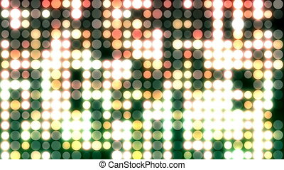 HD Loopable Background with nice sparkle leds - HD Loopable...