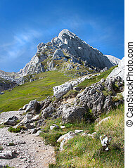Gran Sasso, Abruzzo, Italy - Gran Sasso, a mountain located...