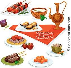 Clip art et illustrations de dolma 24 dessins et - Cuisine turc traditionnel ...