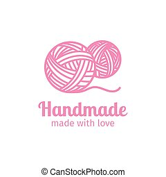 Handmade thin line icon