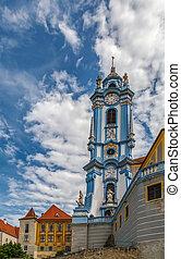 Durnstein abbey church, Austria