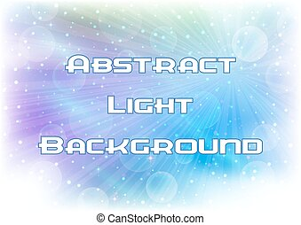 Abstract Light Blue Background - Abstract Blue Background...