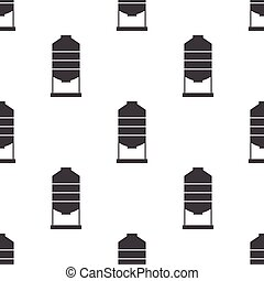 granary icon on white background for web
